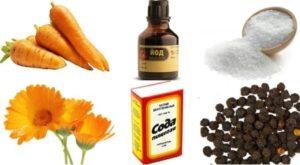 Лечение кандидоза кишечника народными средствами