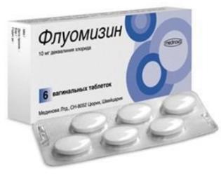 Применение свечей Флуомизин в гинекологии и аналоги препарата