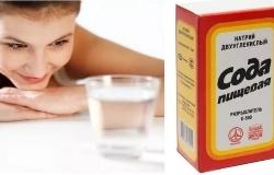 Как лечиться содой для очищения организма: клизмы и питье от паразитов