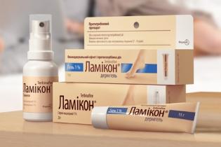 Препарат Ламикон против грибков: поможет ли справиться с инфекцией, и как его правильно применять?