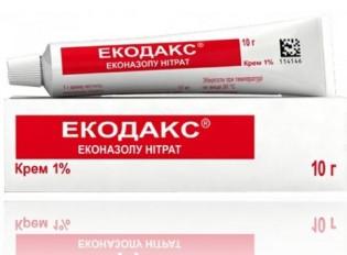 Экодакс крем: показания, инструкция, цена, отзывы, аналоги
