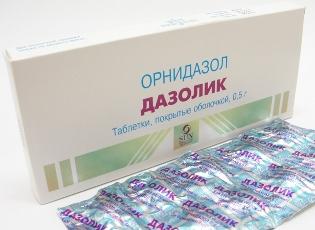 При каких заболеваниях поможет препарат Дазолик, и когда нужно быть с ним осторожным?