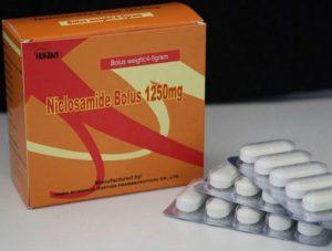 В каких случаях назначат Никлозамид