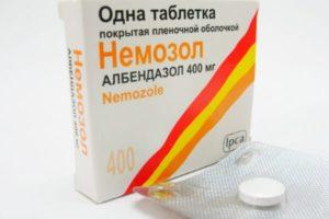 Принцип действия Альбендазола