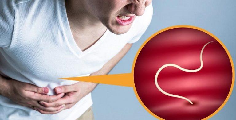5 основных признаков паразитов в организме взрослого человека и ребенка