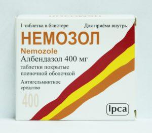 Немозол (Альбендазол) от паразитов для детей и взрослых - цена, аналоги, реальные отзывы