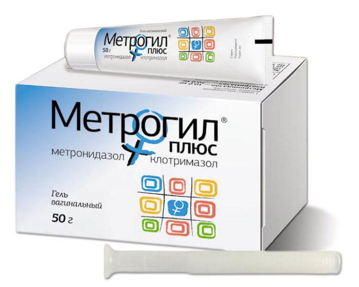 Антибактериальный гель Метрогил - как применять, противопоказания, дозировка, цена, аналоги