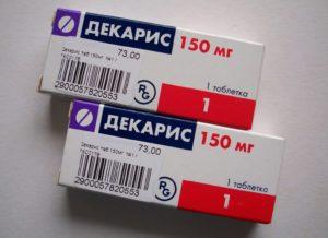антигельминтный препарат Декарис (Левамизол) - применение для взрослых и детей, цена, аналоги, отзывы.