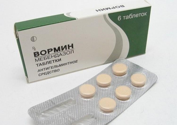 препарат вормин