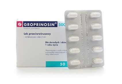"""От чего помогает """"Гроприносин"""": инструкция по применению, состав, форма выпуска, аналоги, отзывы врачей"""