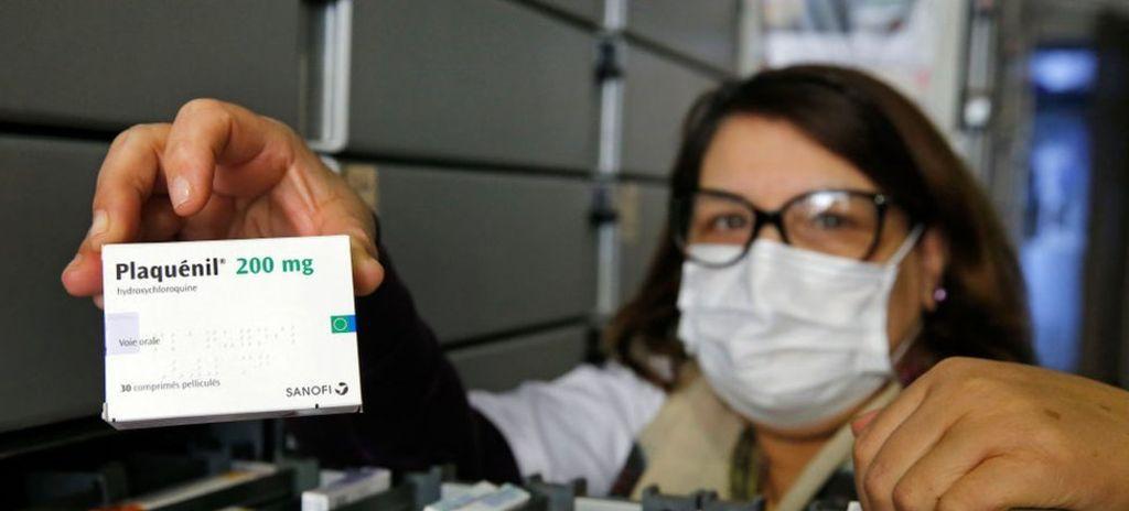 Эффективно ли лекарство от малярии против коронавируса